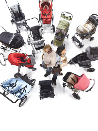 Essential Criteria You Should Consider When Buying a Stroller